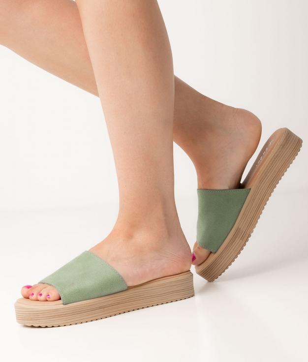 Sandalia Disel - Green