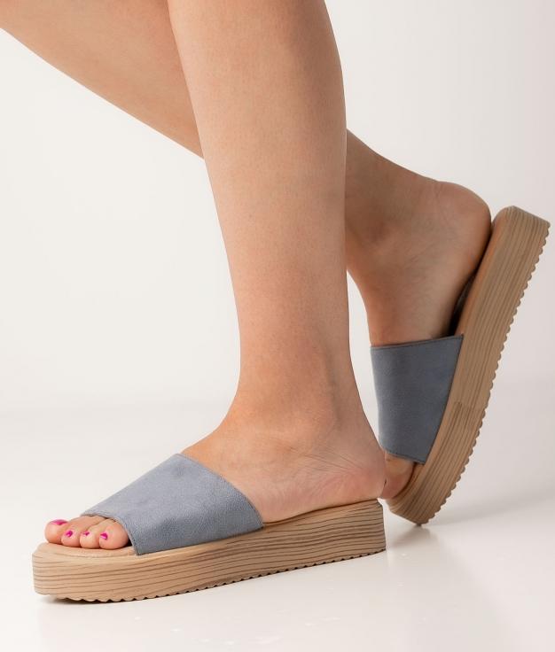 Sandalia Disel - Blue