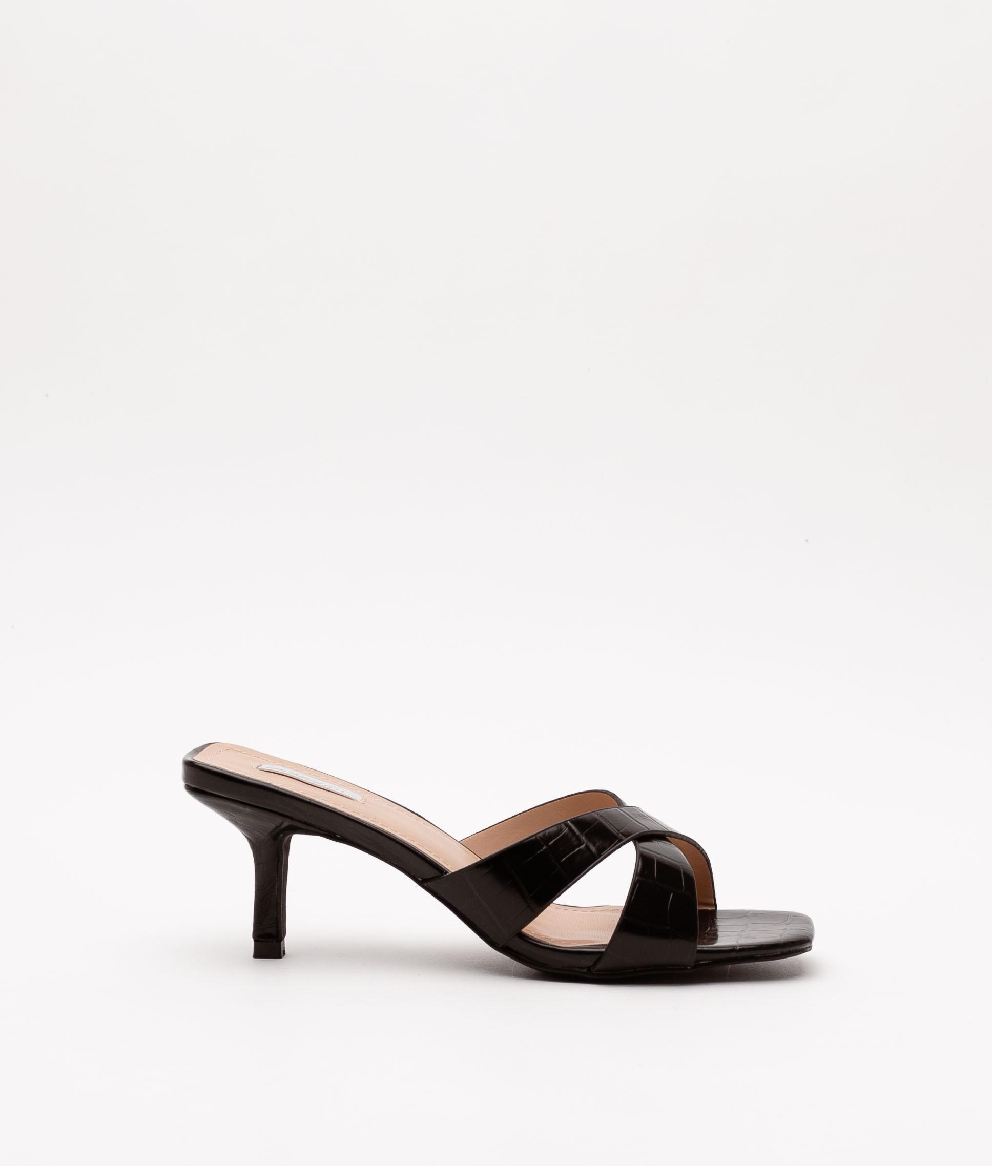 High Sandal Nemet - Black