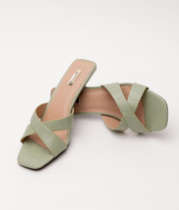 High Sandal Nemet - Green