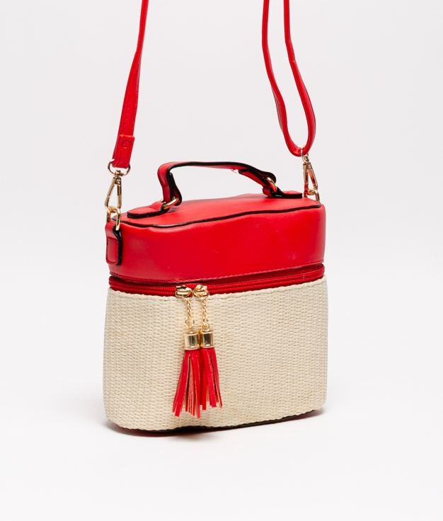 TRINI BAG - RED