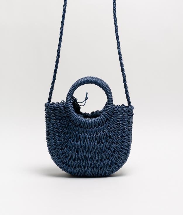 Bolsa Roser - azul marinho