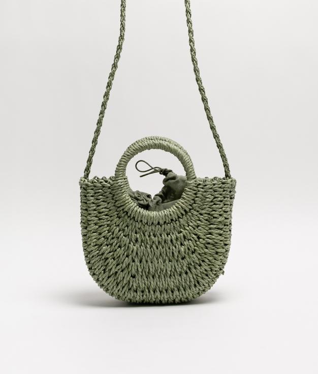 Roser bag - green