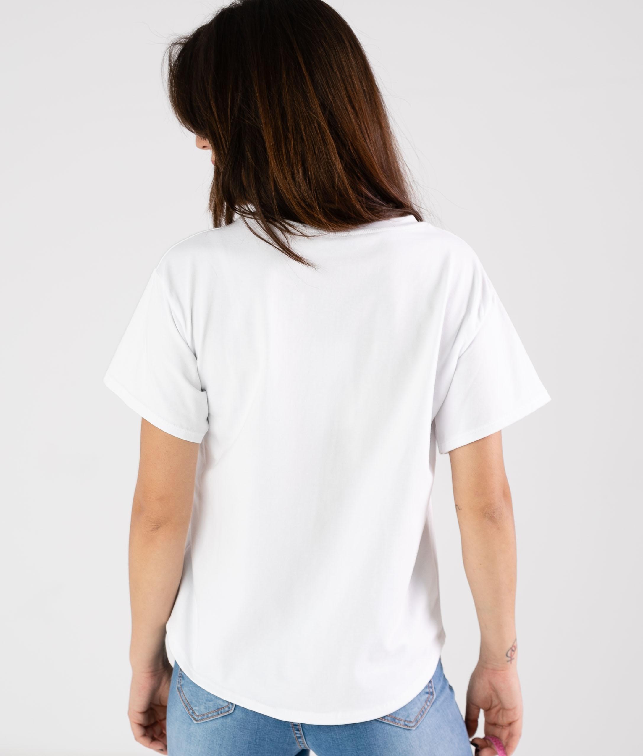 Camiseta Corile - Azul