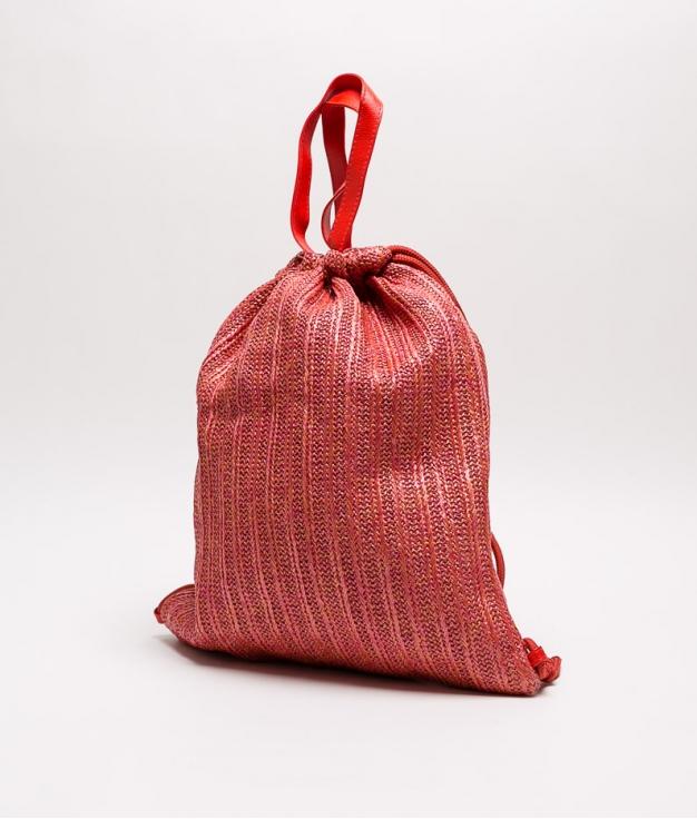 Backpack Labrador - red