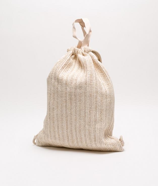 Backpack Labrador - White
