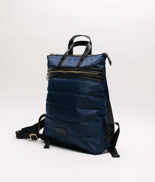 Backpack Aral - Navy Blue
