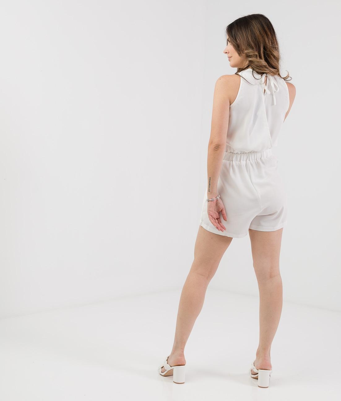 Jumpsuit Gensi - White
