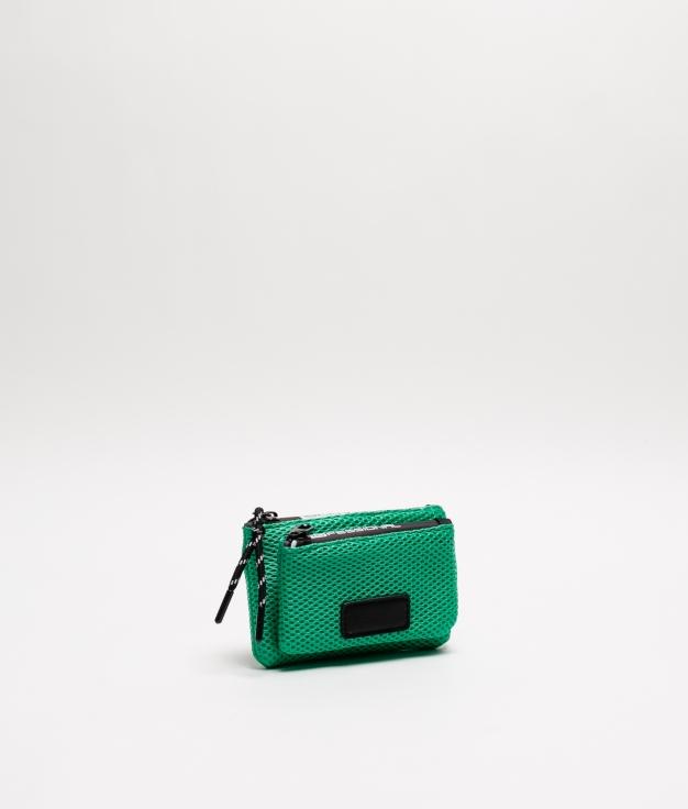 KAOLI PURSE - GREEN