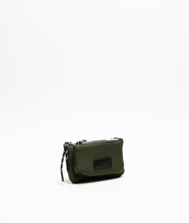 KAOLI PURSE - GREEN OSCURO