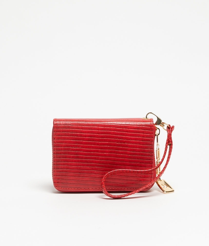RAYS PURSE - RED