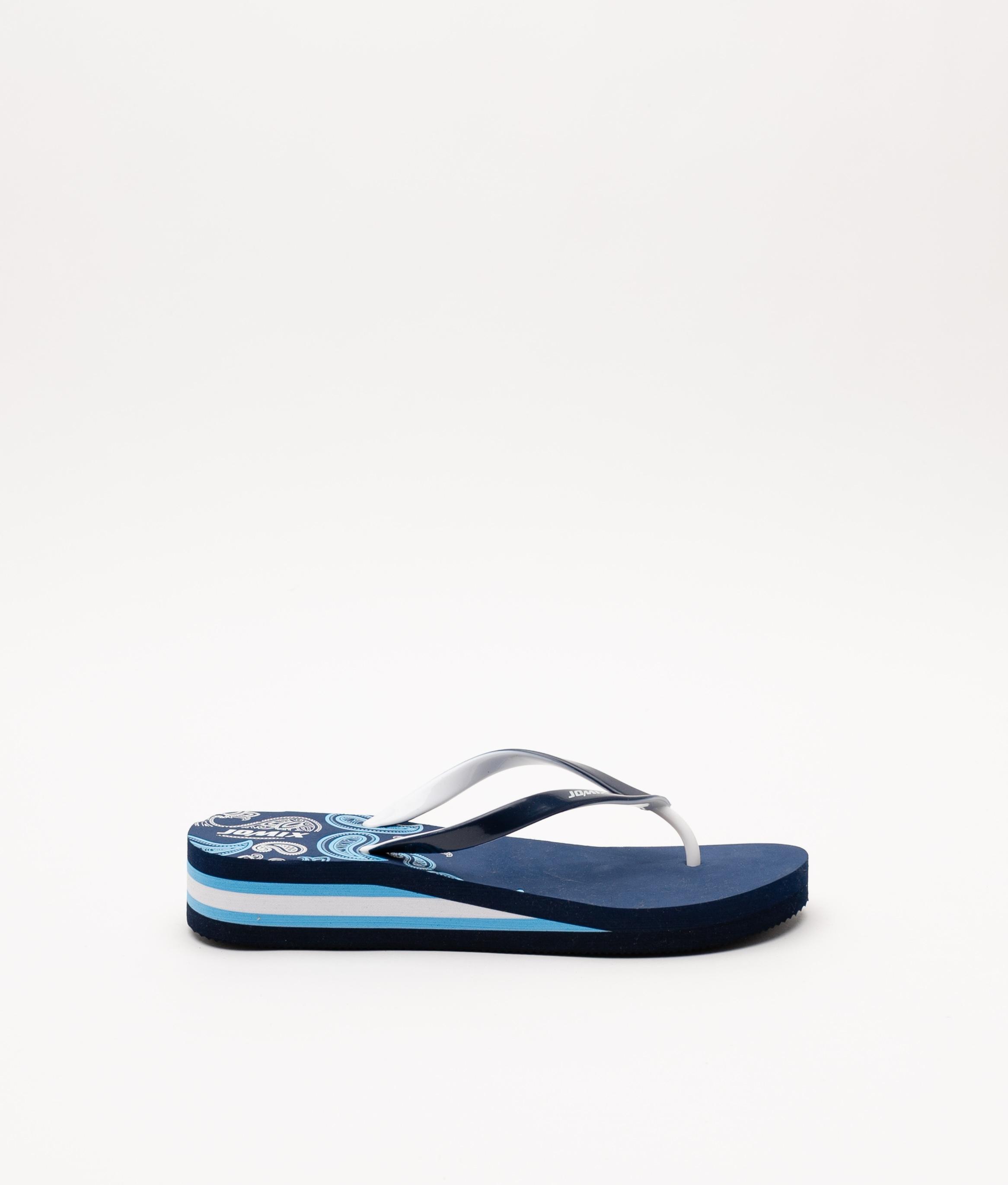 SANDAL CHEMIR - DARK BLUE