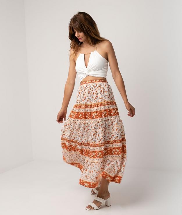 Skirt Chiru - Multicolor