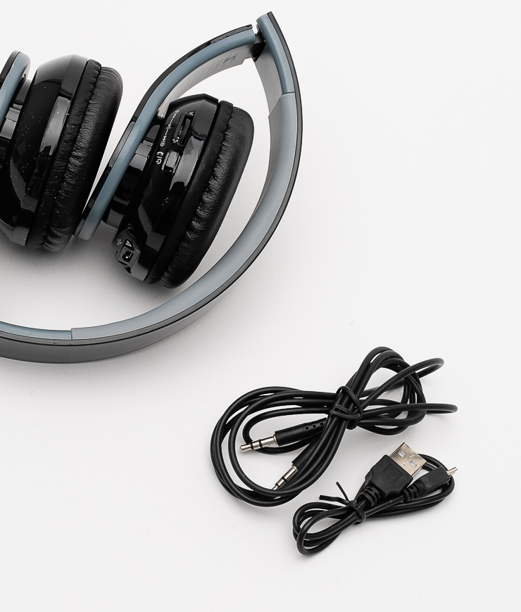 Auriculares Rayel - Negro