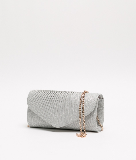 Irene party bag - silver