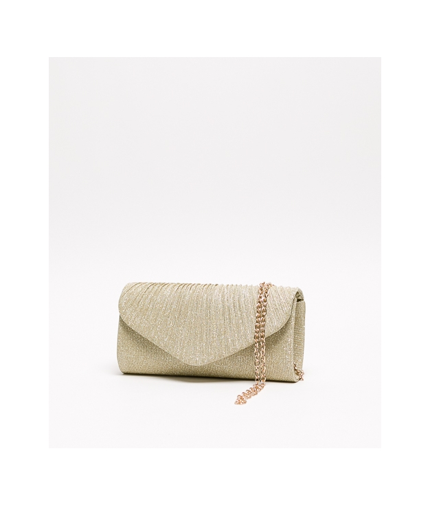 Irene party bag - gold