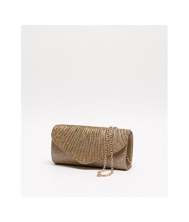 Irene party bag - bronze