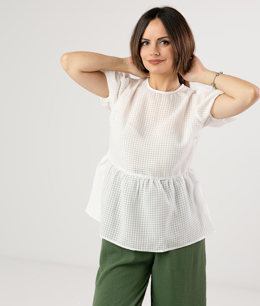 Camiseta Tajama - Blanco