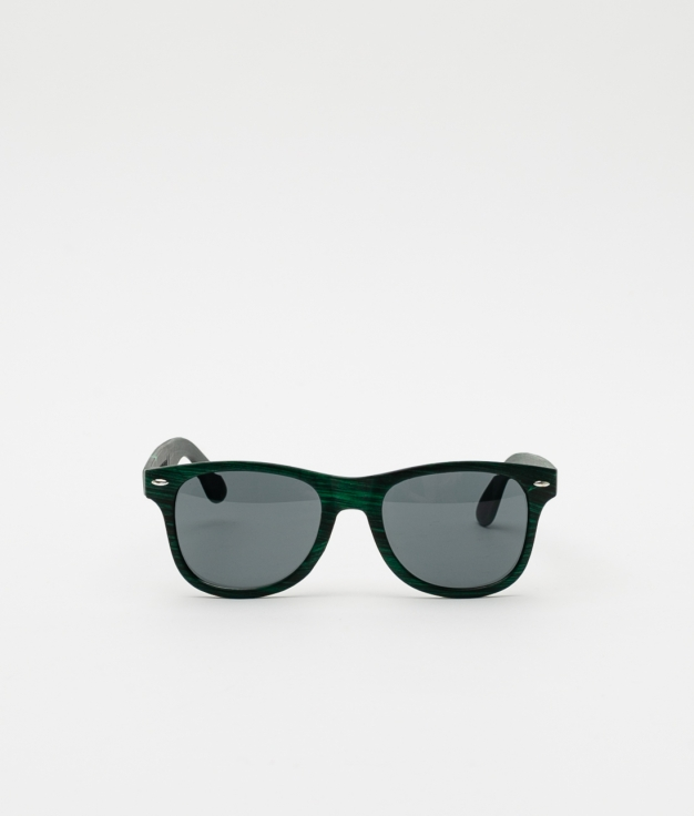 SUNGLASSES DAX - GREEN