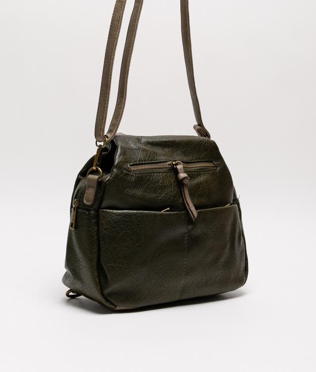 Backpack Pigeon - Green