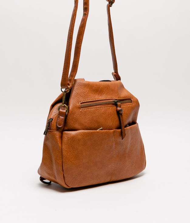 Backpack Pigeon - Brown