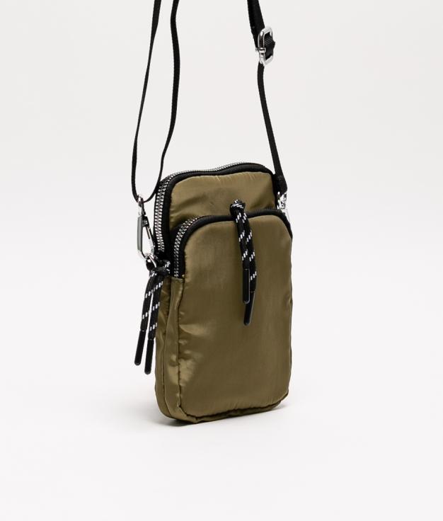 Wallet Mobile Holder Fornalutx - Green