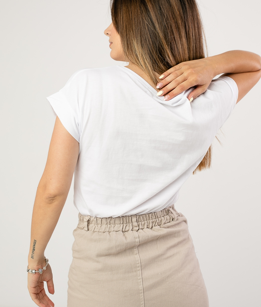 Camiseta Killari - Blanco