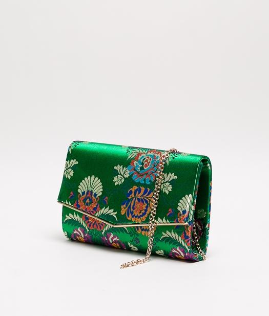 cindy-green clutch