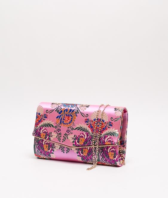 cindy-pink clutch