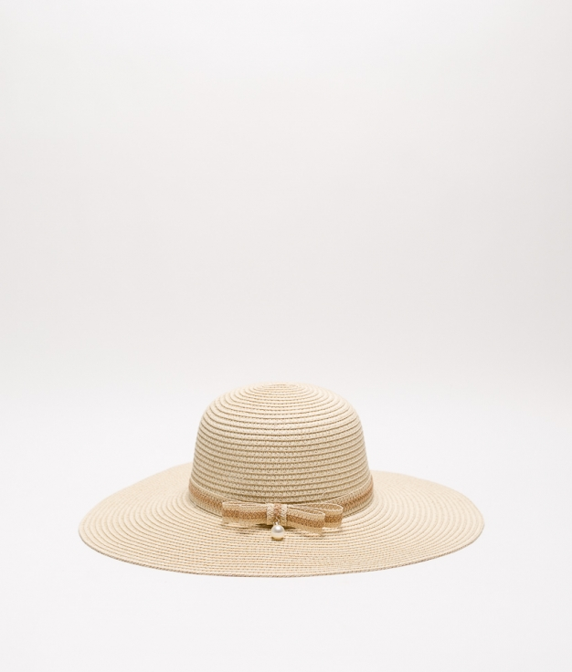 Chapeau Rinda - NATUREL