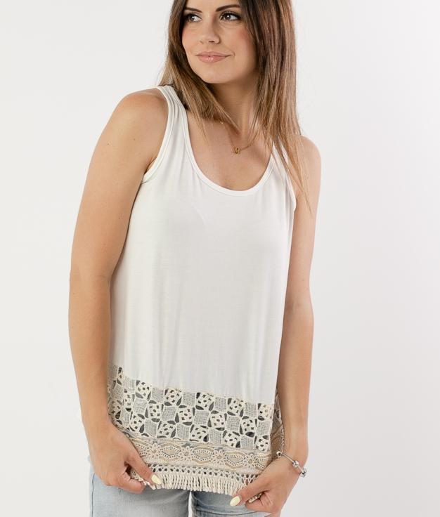 Camiseta Sesir - Blanco