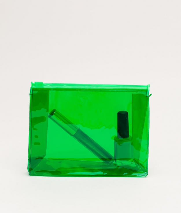 NECESER CARIBU - GREEN