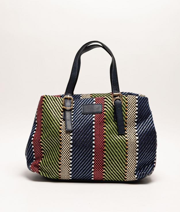 virtu bag - navy blue