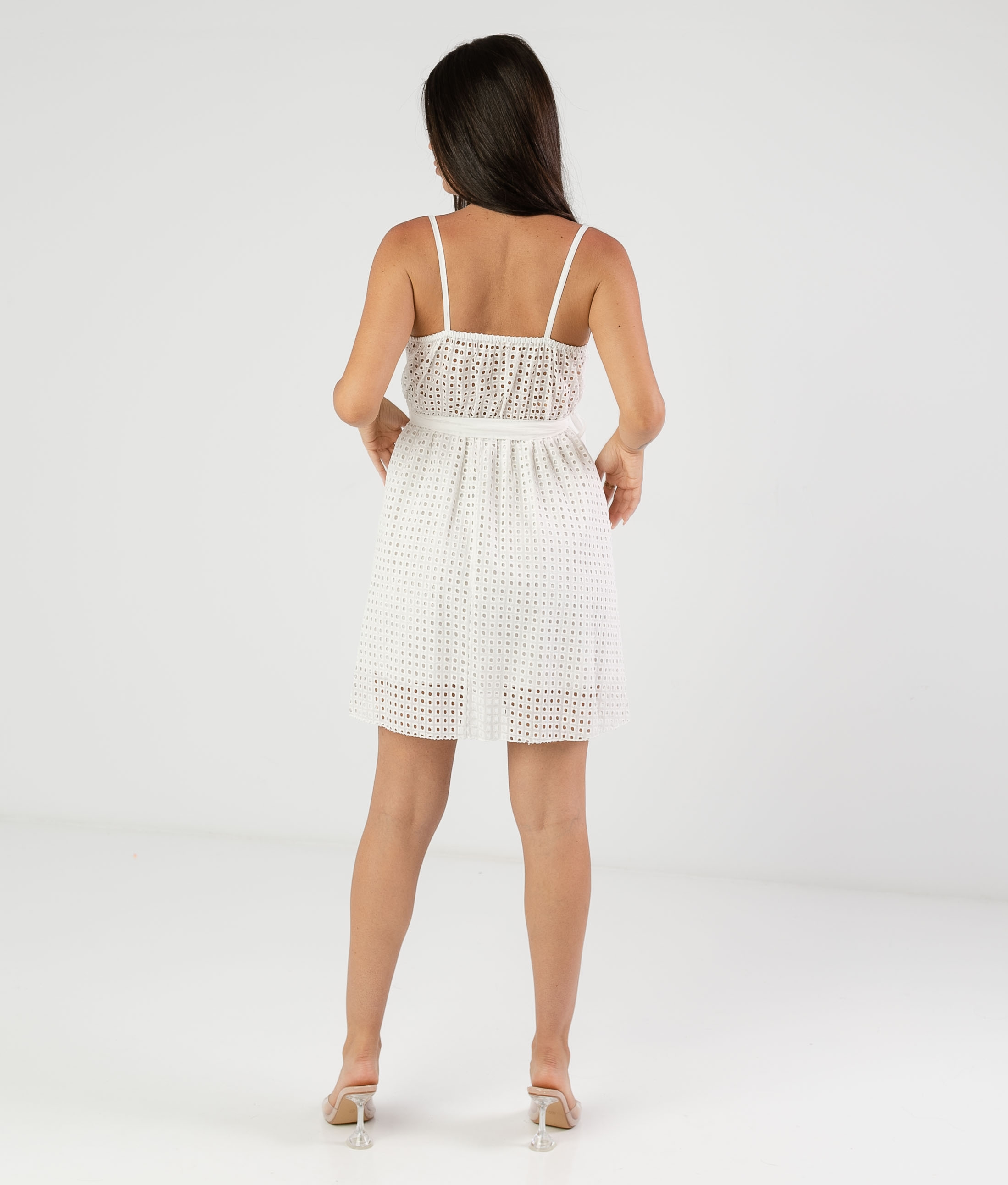 Vestido Alique - White