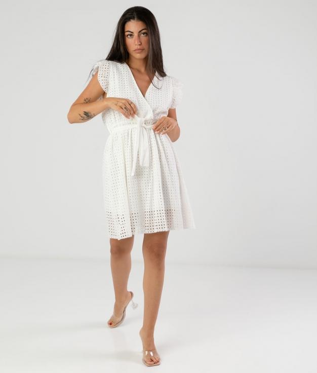 Vestido Johari - Blanco