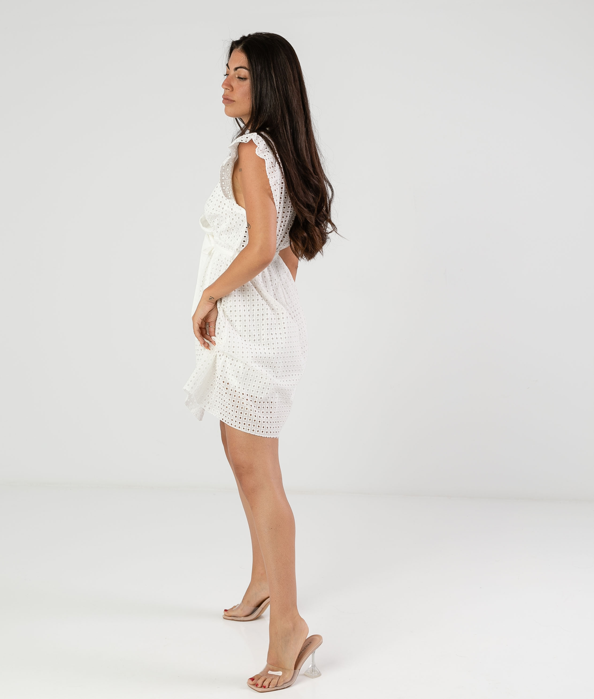 Vestido Johari - White