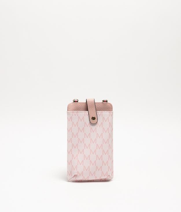 Wallet Mobile Holder Javari - Pink