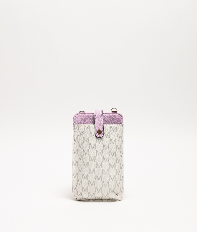 Wallet Mobile Holder Javari - Lila
