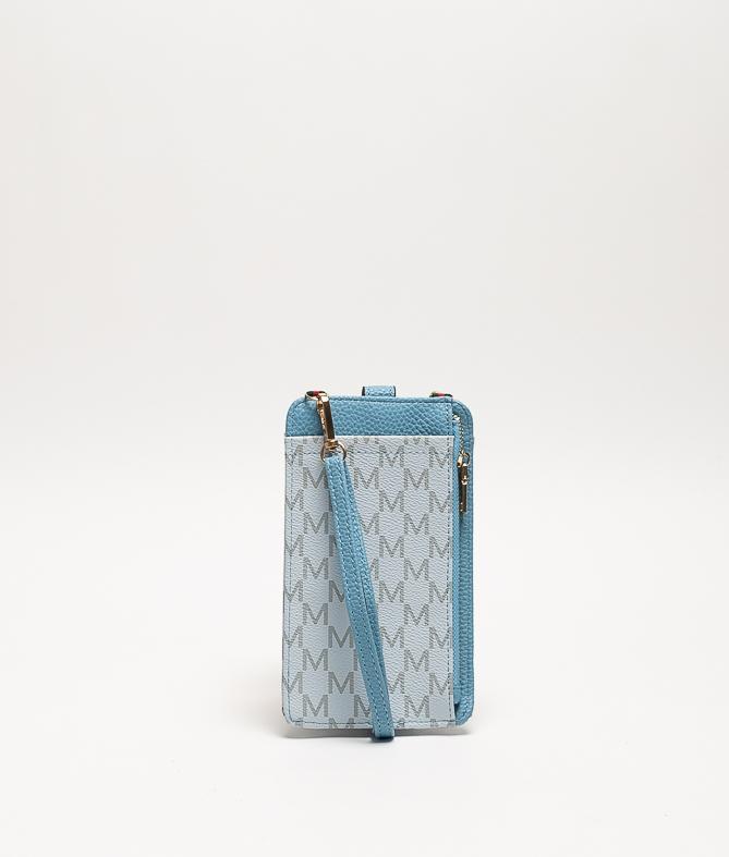 Wallet Mobile Holder Javari - Blue