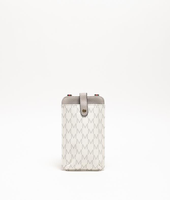 Wallet Mobile Holder Javari - Gray