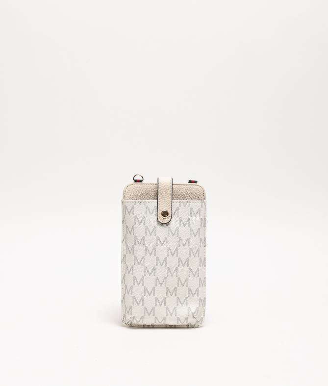 Wallet Mobile Holder Javari - Beige