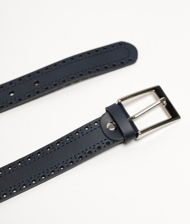 Cinturón Paru - Navy Blue