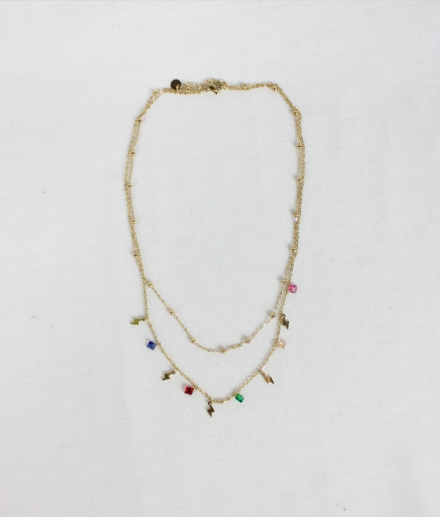 NECKLACE LIKEL - GOLDEN