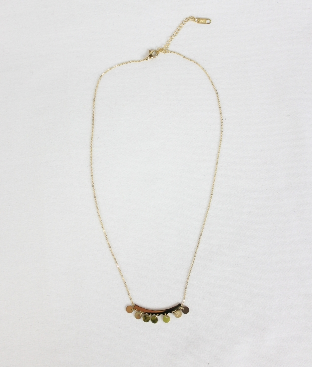 COLLIER BRESY - D'OR