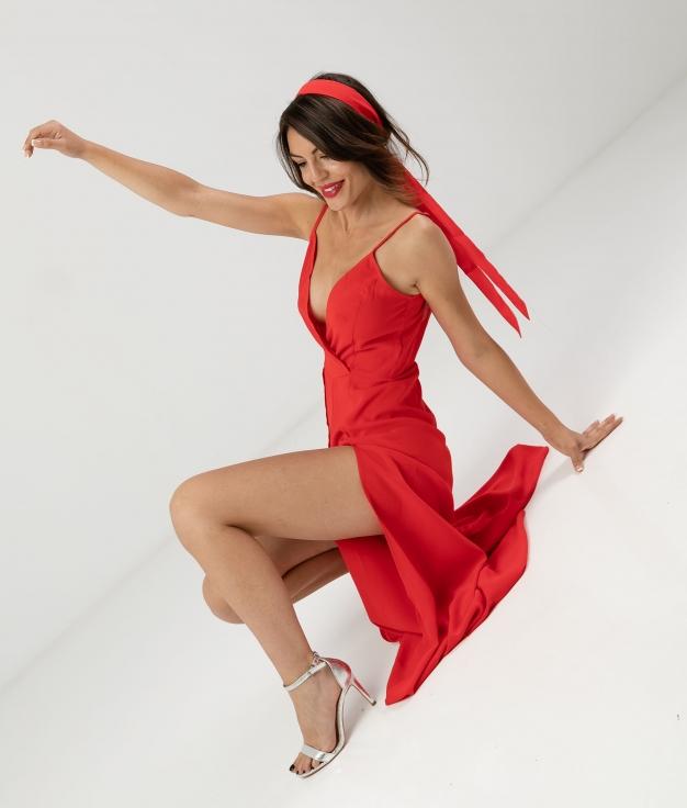 Mono Pastor - Rojo
