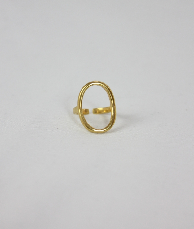 RING PONDER - GOLDEN