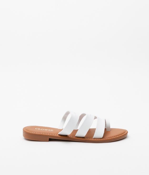 SANDAL TIRIK - WHITE