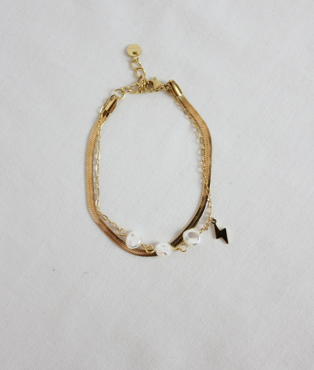 BRACCIALE LERYNA - GOLDEN