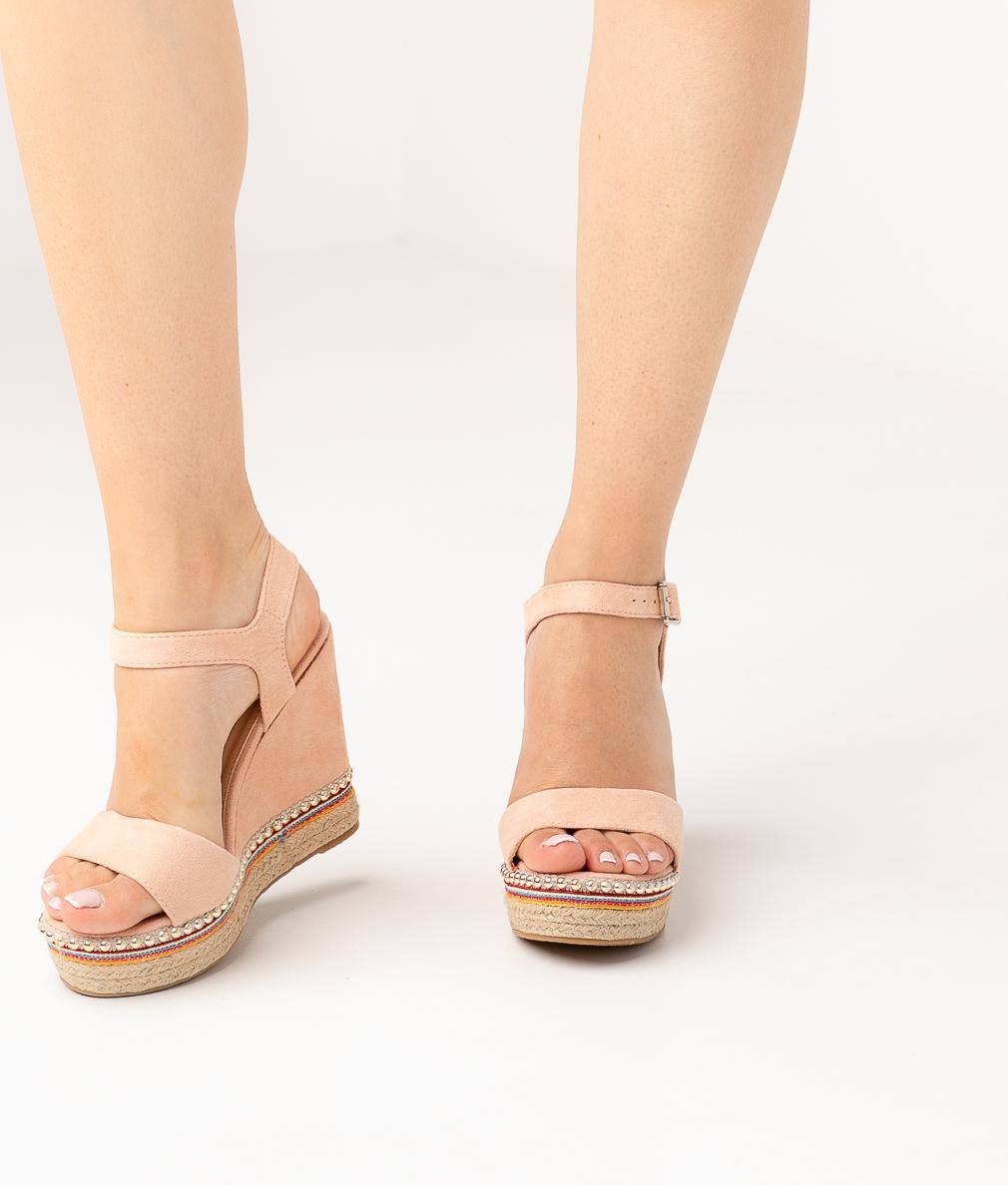 Cuña Taxae - Pink
