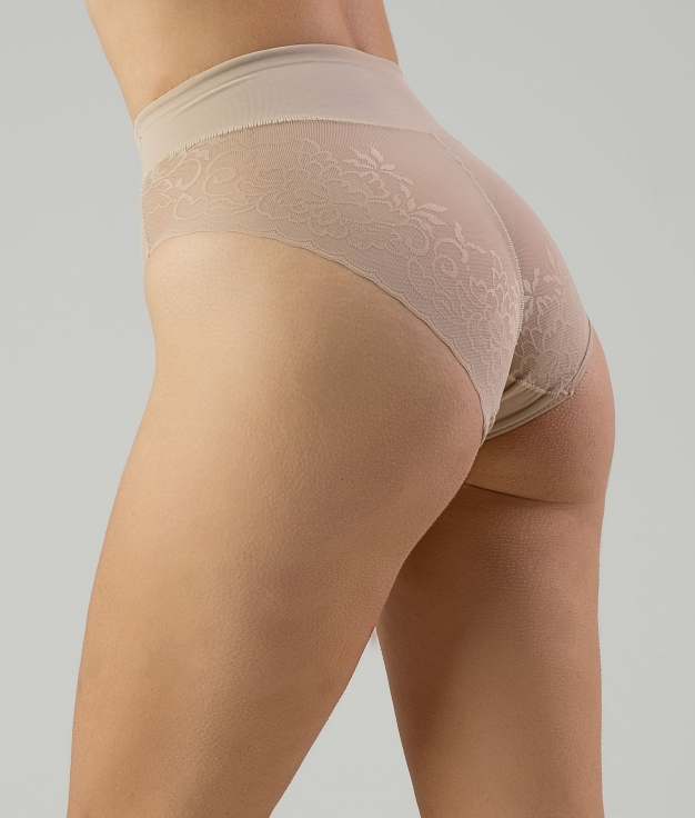 RIESA KNICKERS - TAUPE